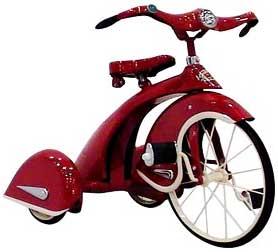 Childrens Pedal Trikes Bikes Cheap Metal Childs Retro Car